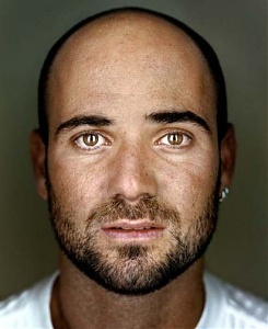 Andre Agassi - Entertaining to watch and a great life story!