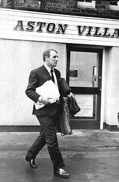 A sacked Tommy Docherty