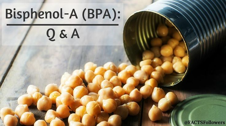 """Dr. Henry Chin, PhD, an independent expert in food safety and food chemistry, demystifies it: """"Since BPA doesn't pose a risk, there is no scientifically valid reason for families to avoid BPA.  All food packaging materials are safe and some food products are available in alternative packaging. There are no packaging materials that are 'safer' than BPA."""""""