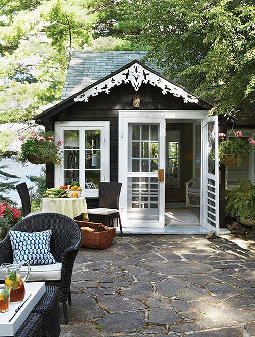 Garden Sheds That Look Like Houses 453 best little cottages / sheds ;) images on pinterest | potting