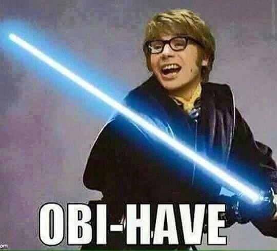 Star Wars - Austin Powers