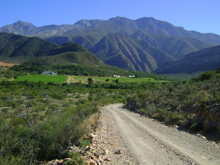 Matjiesvlei Farm Campsite, Calitzdorp, Western Cape