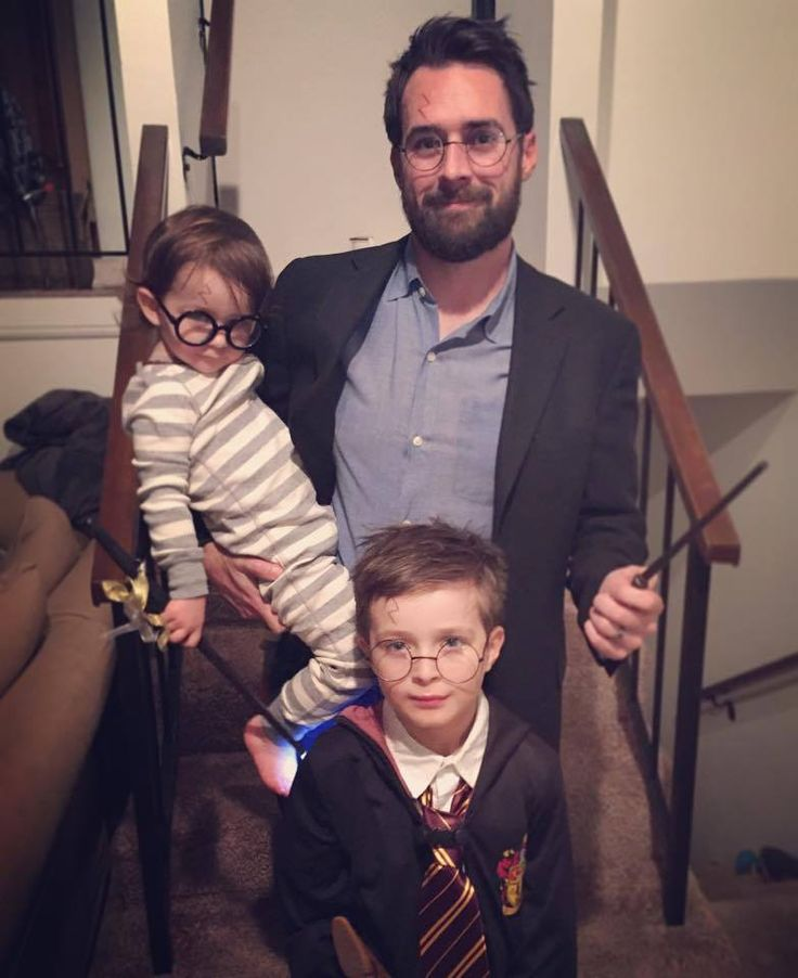 3 Ages of Harry Potter #Imgur aaaawwww