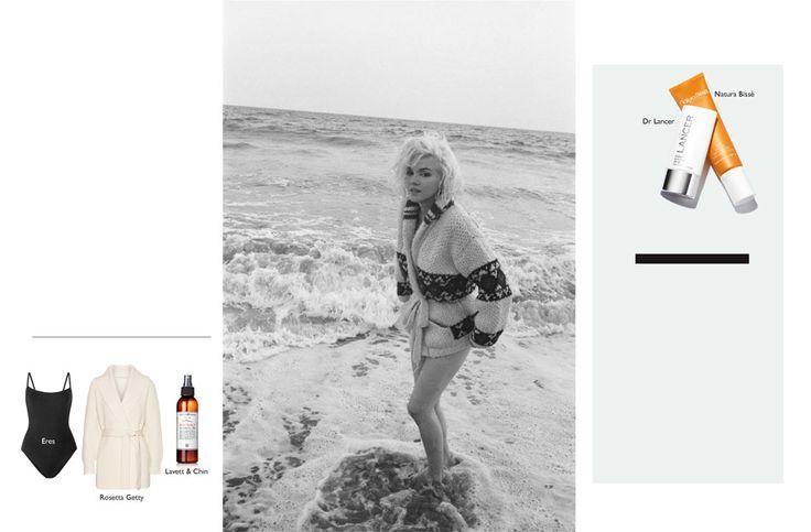 The List | The Icon: Marilyn Monroe & The Beauty Fix | Magazine | NET-A-PORTER.COM