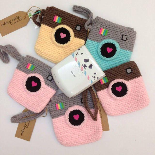 Galería: Estuches a Crochet   CTejidas [Crochet y Dos Agujas]