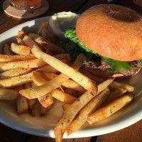Burger and Fries, Arcadia, Little Five Points l5P, Atlanta