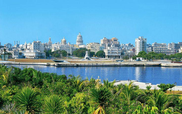 Rejs til eksotiske Cuba til vinter. Se mere på http://www.apollorejser.dk/rejser/nord-og-central-amerika/cuba