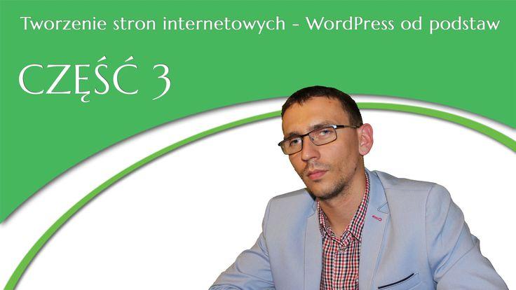 WordPress od podstaw cz. 3 - modyfikacja standardowego szablonu