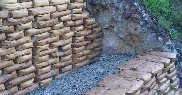 1000+ ideas about Concrete Bags