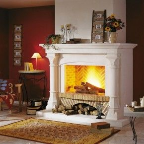20 best images about 20 Thanksgiving Fall Fireplace Ideas on