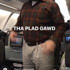 awesome Jason Kelce wins Outfit of the Week as the team travels to Dallas today