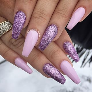 25 trending purple glitter nails ideas on pinterest purple instagrin is a web version of instagram that allows anyone to browse through user tag coffin nails glittercuffin prinsesfo Images