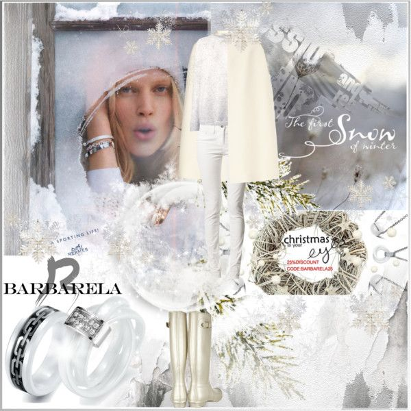 """""""White Christmas"""" by barbarela11 on Polyvore"""