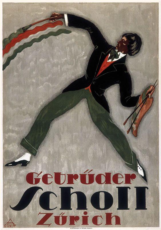 Durst B. Gebrüder Scholl Jahr: ca.1920