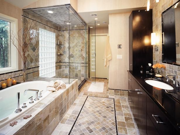 Contemporary   Bathrooms   Andreas Charalambous : Designers' Portfolio : HGTV - Home & Garden Television