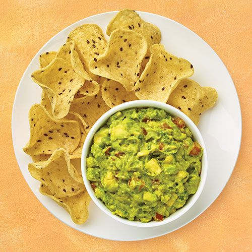 Wegmans Recipe: Rustic Guacamole