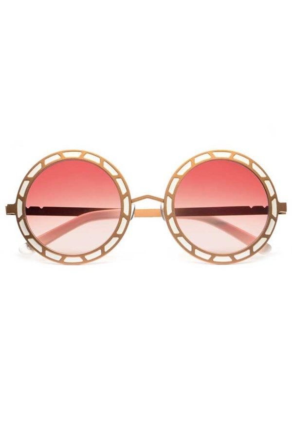 SONNY & CHER - ROSE GOLD/WHITE by PARED