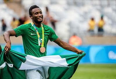 Nigeria Vs Tanzania: Mikel Obi to join Super Eagles team camp in Uyo on Tuesday - http://www.thelivefeeds.com/nigeria-vs-tanzania-mikel-obi-to-join-super-eagles-team-camp-in-uyo-on-tuesday/