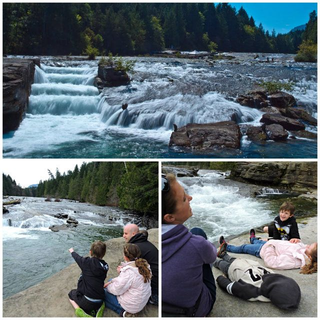 Nymph Falls, Vancouver Island. Canada.  5 FREE activities in the Comox Valley! #explorebc