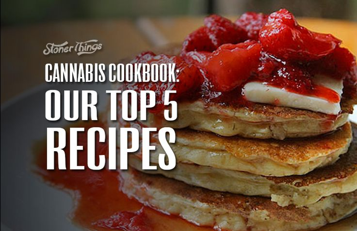 Check out the top five recipes from our cannabis cookbook, including marijuana cookies and hash browns.