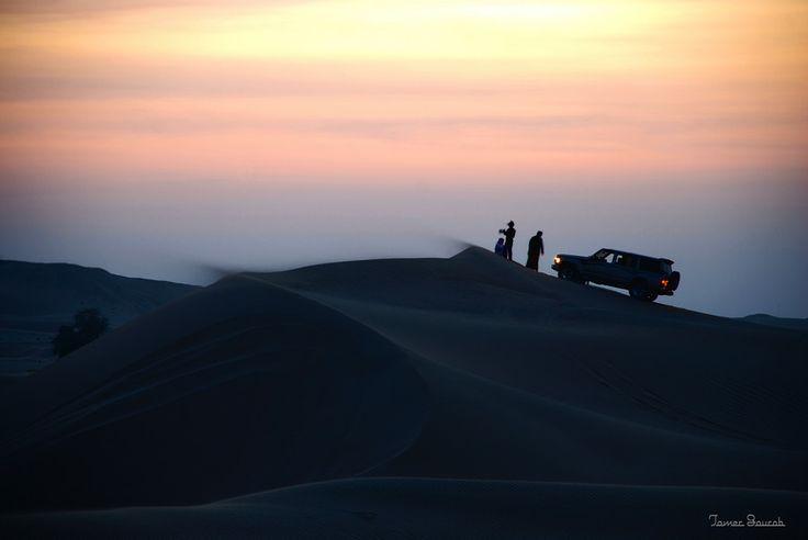 Sunset Safari by Tamer Zourob on 500px