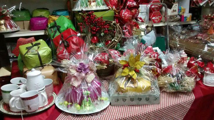 Confezioni, idee regalo, con cioccolatini Lindt