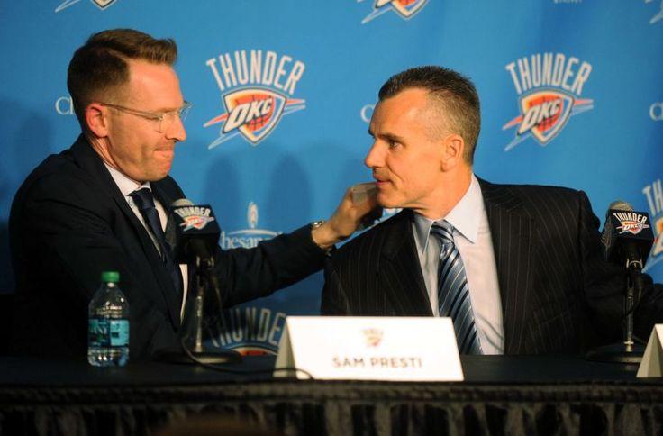 Oklahoma City Thunder: A look back at NBA Draft history before 2017