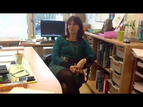 Leerkracht Riejan Smits (Basissschool de Parel) vertelt over iPad Project