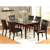Found it at Wayfair - Stonebriar 7 Piece Counter Height Dining Set