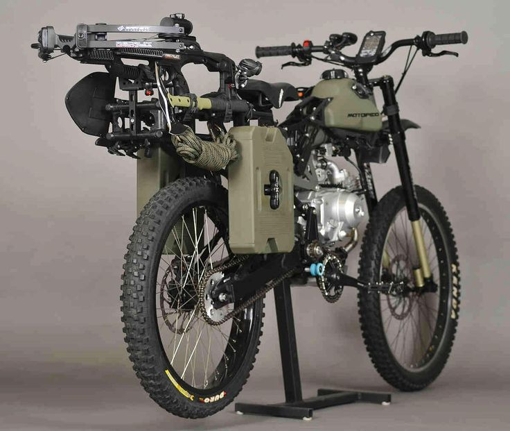 """SURVIVAL BIKE, THE ZOMBIE-PROOF MOPED 