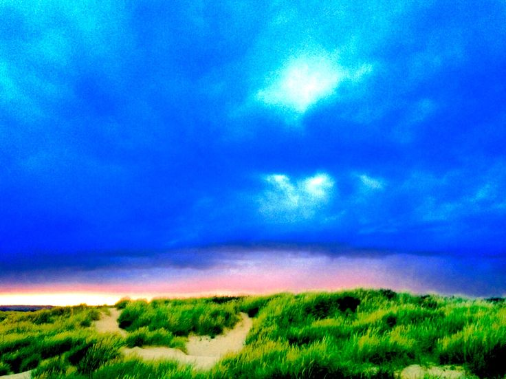 Camber Sands sunset