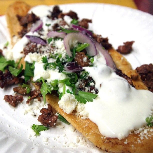 """El Huarache Azteca 