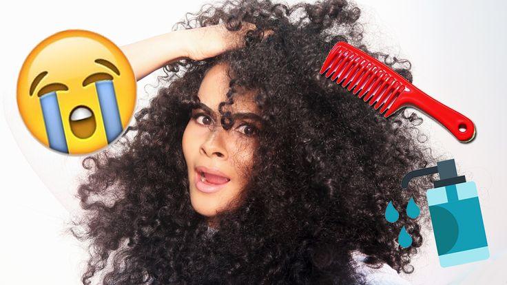 o que não fazer em cabelos cacheado - blog manual dos cachos, Janaina Vitor