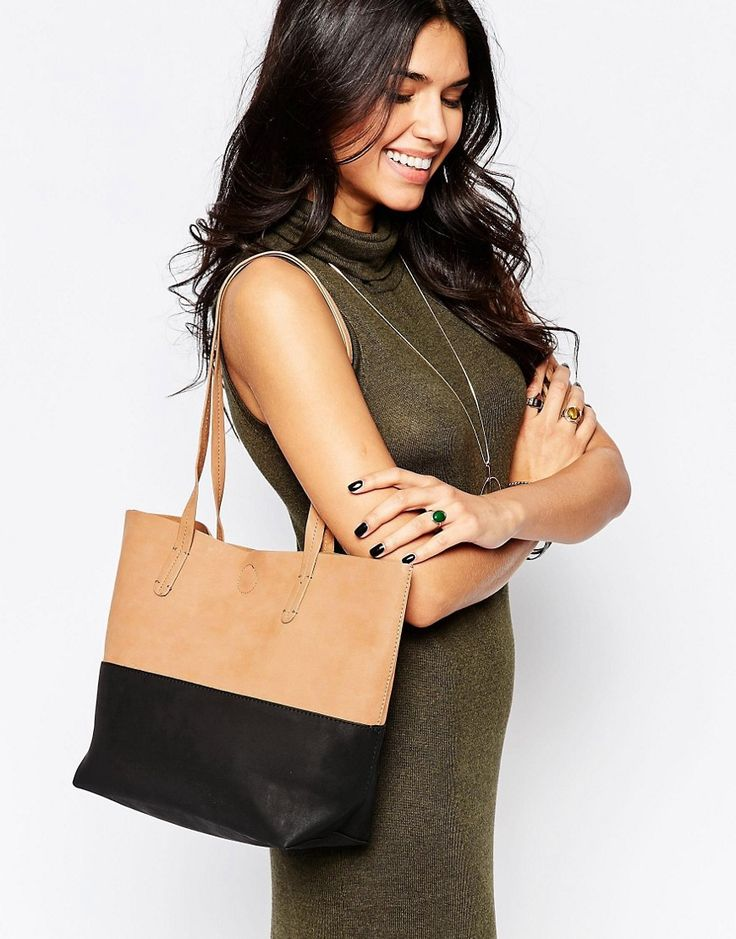 Image 3 ofGracie Roberts Colour Blocked Tote