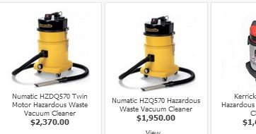 HEPA vacuum cleaners are also known as asbestos vacuum cleaners because they are designed in such a way that by applying these appliances we can easily get rid of asbestos.