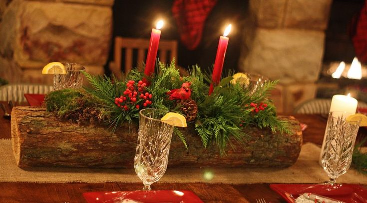 Christmas Table Centerpiece Ideas 2016
