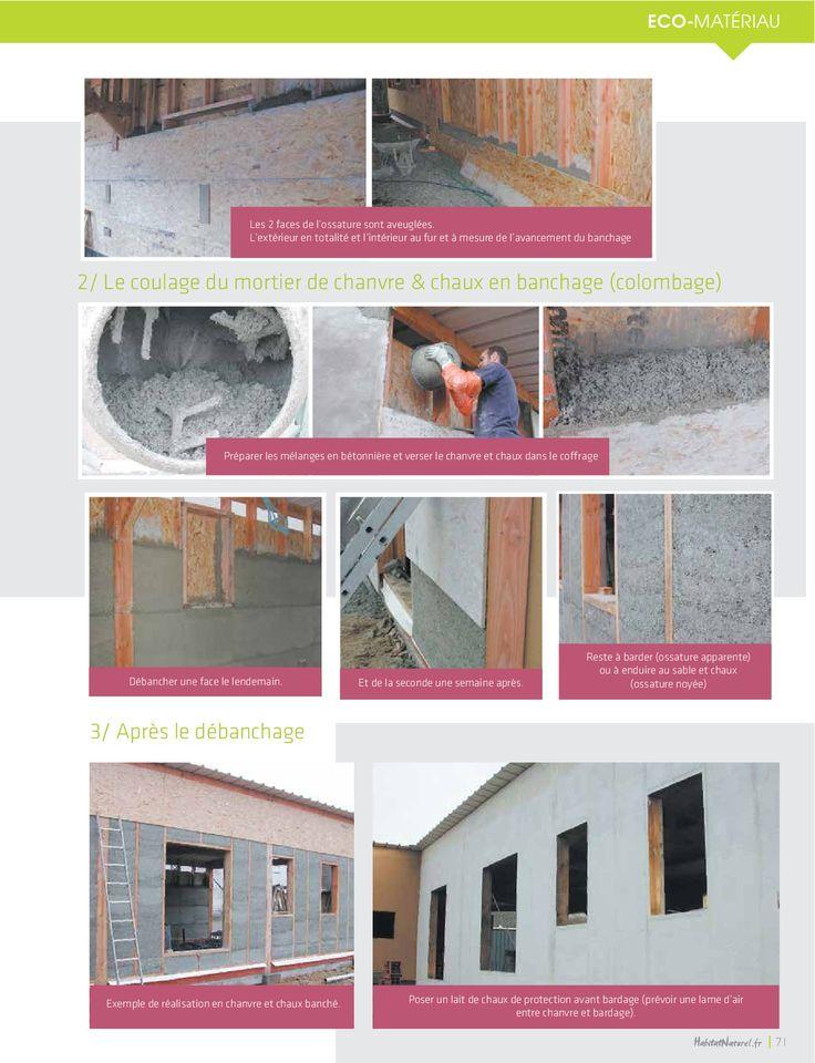 23 best Hemp building images on Pinterest Hemp, Belgium and Building - isolation mur parpaing interieur