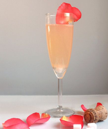 red valentine cocktails