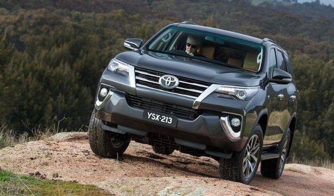 2020 Toyota Fortuner Exterior Toyota Turbocharger Interior And Exterior