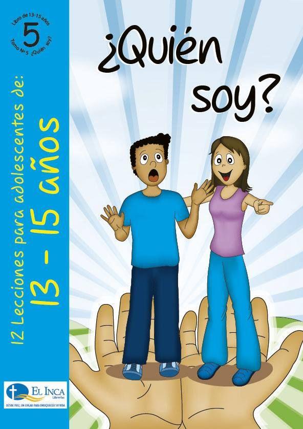 Manuales para la Escuela Dominical, para 10-12 años, de Editorial Buena Tierra, parte de las Librerías El Inca, Perú. #5 Conocerán a Dios a través de sus atributos.