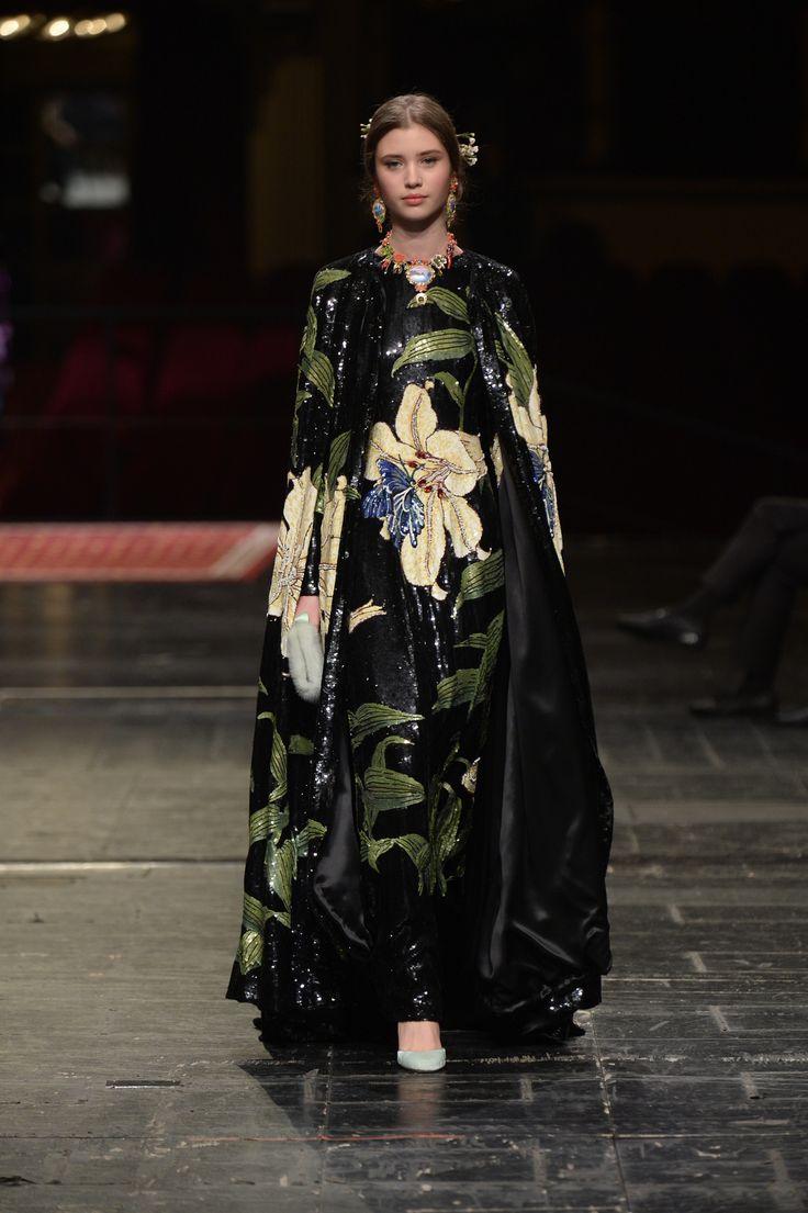 Défilé Dolce & Gabbana Alta Moda Haute Couture printemps-été 2016 50
