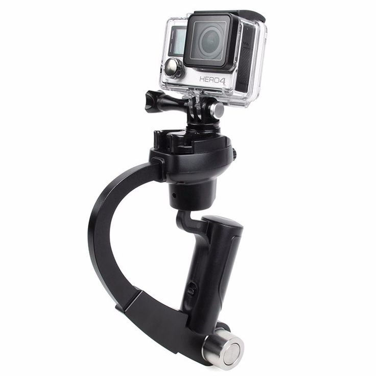 Gopro Stabilizer Balancer Quick Release Bow Design Video Stabilizer Stick Balancer Monopod Tripod for Gopro Hero 3 3+ 4 Click visit to check price #camera