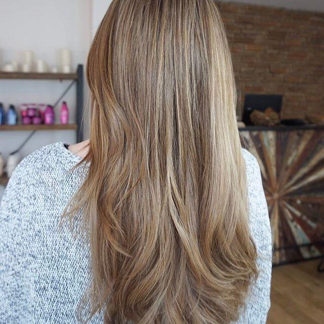 • SANDBLOND • #perfection #salonjaleburato #sand #blonde #warm #happy #customer #quality #tone #nofilter #beautiful #color #hairgoals #hair #modernsalon #schwetzingen #hairoftheday #mywork #canttouchthis #brownhair #natural #haircolor