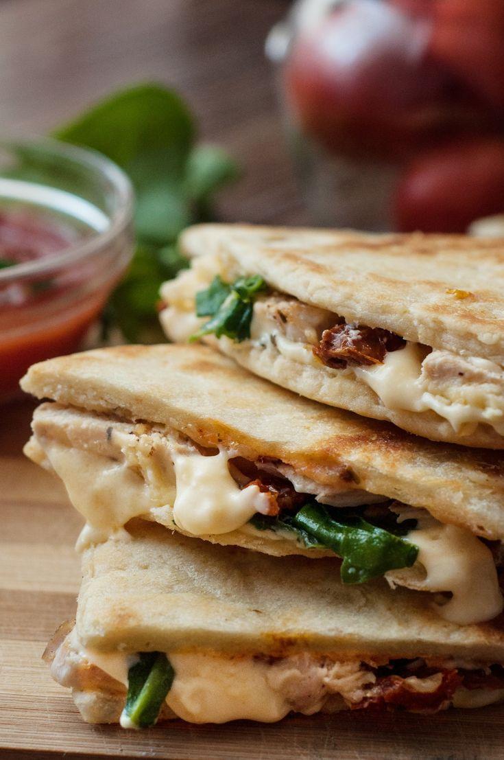 Olive Garden Chicken Piadina Copycat Recipe in 2020