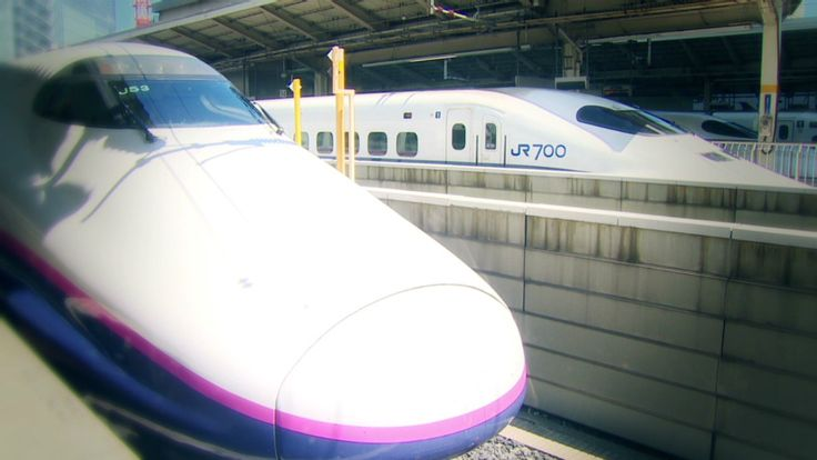 A Japan Railway maglev train hit 603 kilometers per hour (374 miles per hour) on an experimental track in Yamanashi Tuesday, setting a decisive new world record.   A spokesperson said the train spent 10.8 seconds traveling above 600 kilometers per hour, during which it covered 1.8 kilometers (1.1 miles).  That's nearly 20 football fields in the time it took you to read the last two sentences.