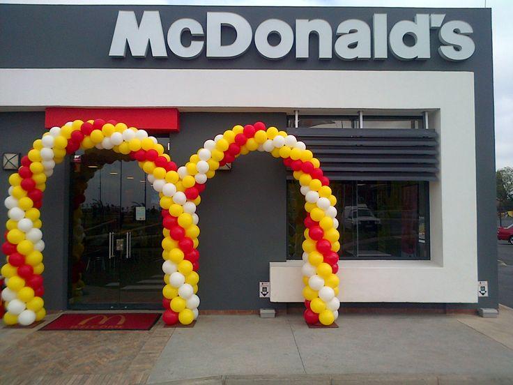 McDonalds Brakpan Opening