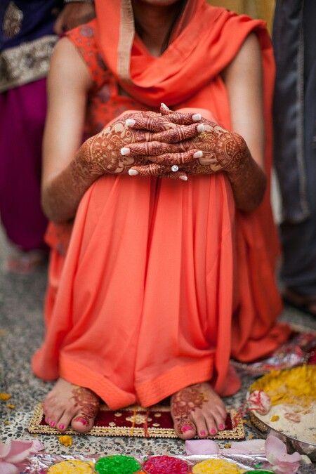 #weddingrituals mayian