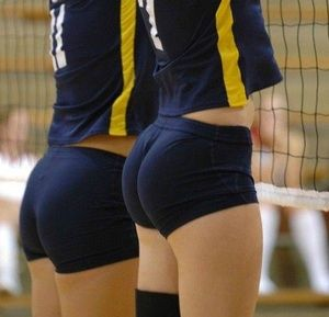 Women's volleyball is a wonderful sport. It is pure athleticism. Beach volleyball or otherwise, it's a team sport that requires extreme focus, trust in your teammates, and a well executed game plan to be successful. Another great thing about women's volleyball is the uniforms... because they tend t...