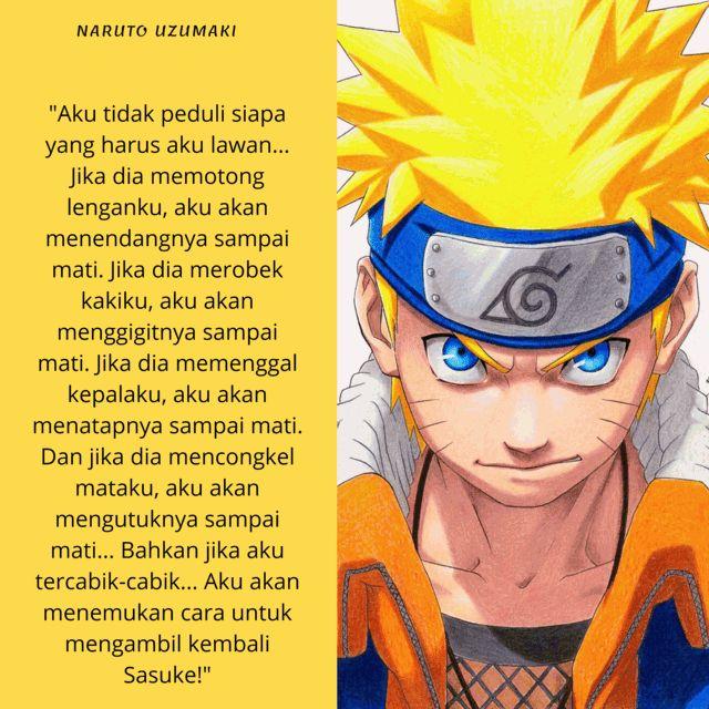 Cara Menjadi Ninja Seperti Naruto