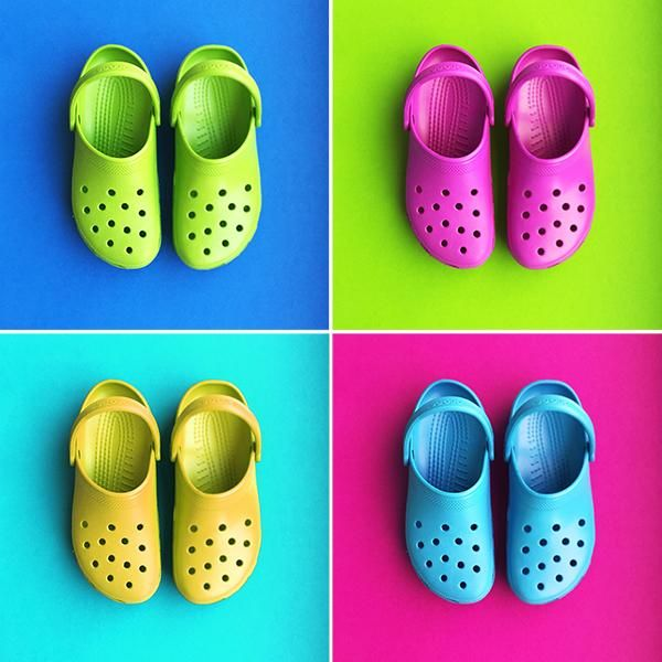 Eenie, meenie, miney, moe… how many pairs do you own? #shoes #crocs #fashion #style #footwear